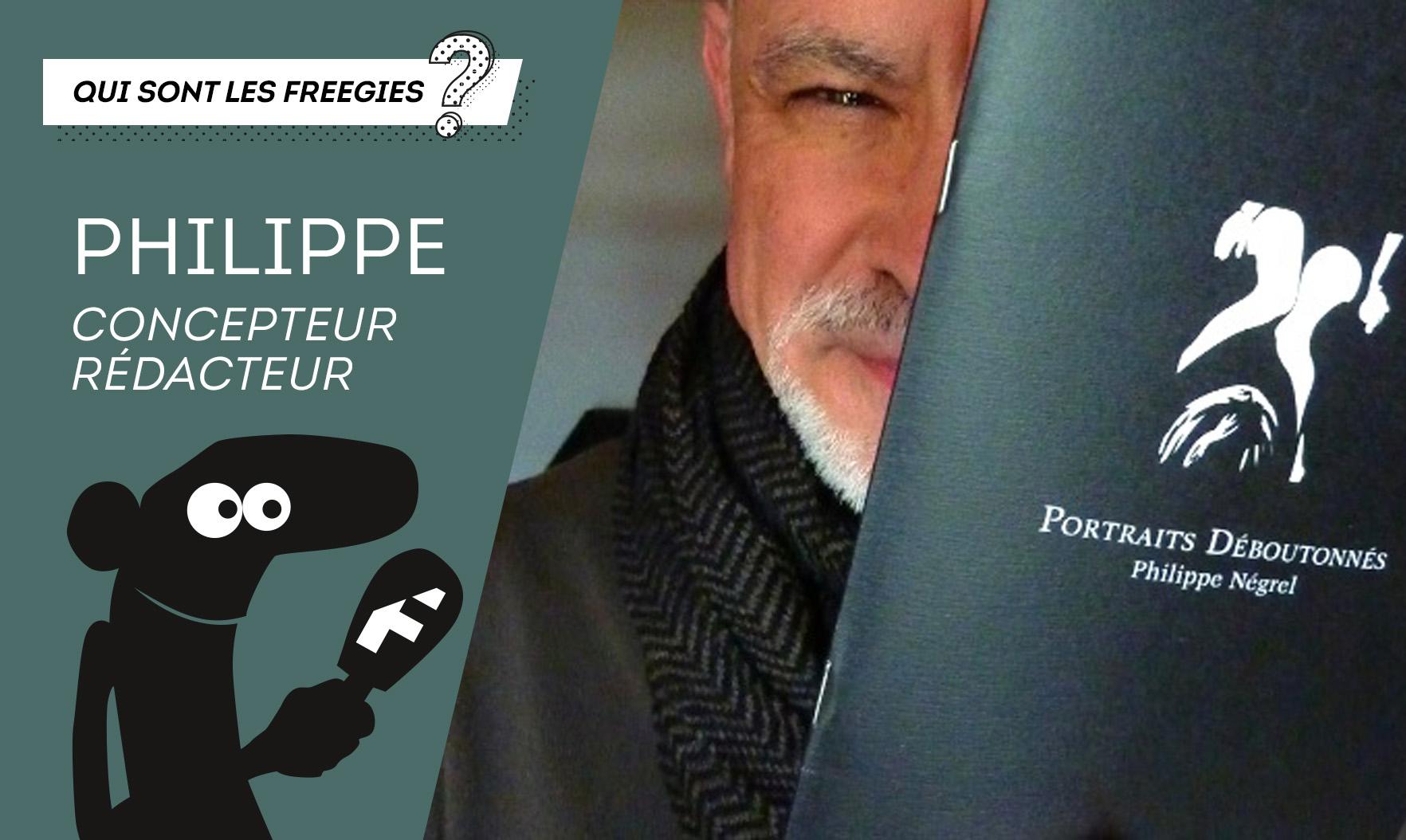 Interview de Philippe Negrel